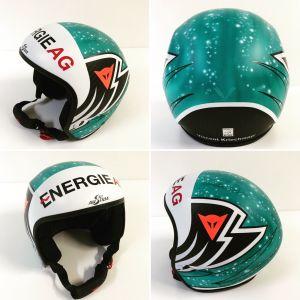 Helm-Design für Vincent Kriechmayr