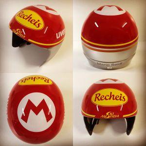 Helm-Design für Mario Seidl