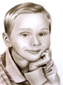 """Portrait """"Junge"""""""
