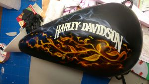 Harley Custombike