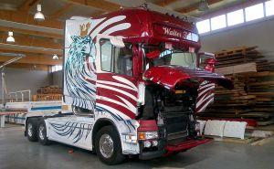 Scania Longline Walter Fritz